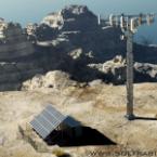 Soltra Enerji baz istasyonu görselleştirmesi