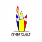 Cemre sanat logo tasarımı